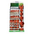 Bio Flower Pot Shop Merchandising Unit